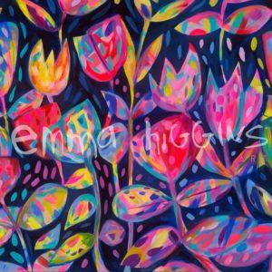 The Midnight Tulips