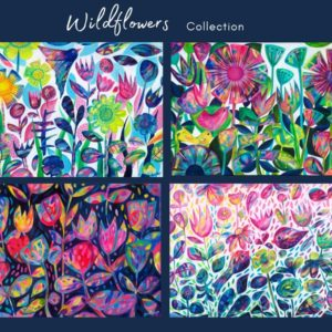 Wildflowers Collection Cards