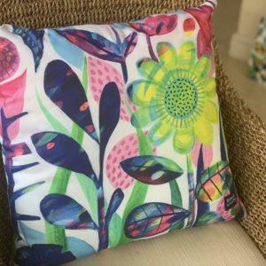 Flutter Cushion